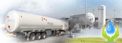Gas natural licuado para uso vehícular