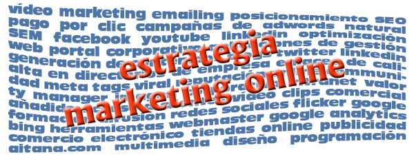 estrategia de marketing online para 2015