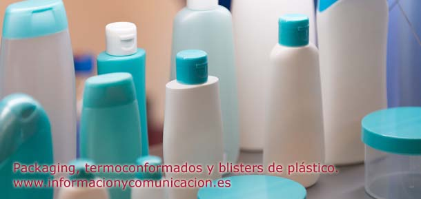 Packaging, termoconformados y blisters de plástico