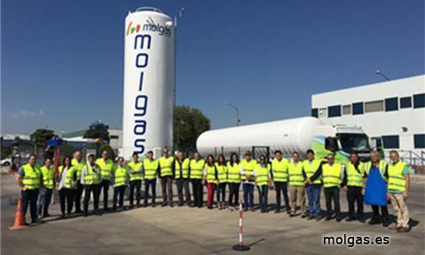 Curso Gas natural licuado GNL | Molgas