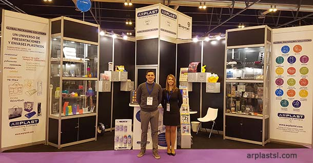 Éxito de Arplast en Packaging Innovation 2016