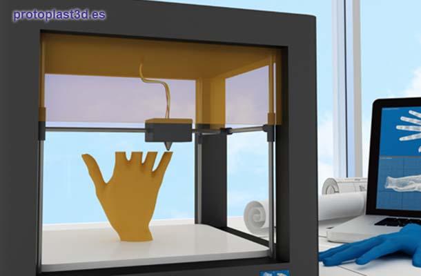 Protoplast impresión 3D