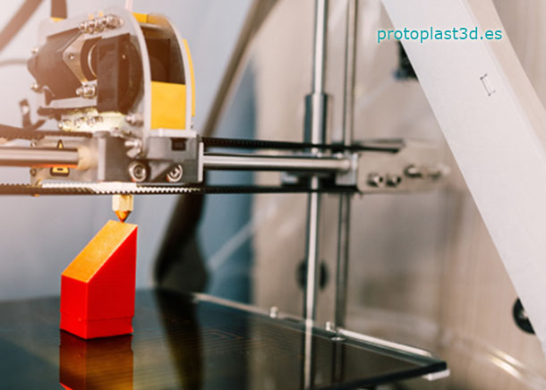 Impresión 3D Plástico | Protoplast 3D