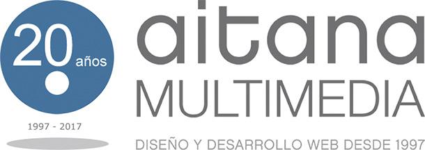 Aitana Multimedia cumple 20 años ofreciendo Servicios Web