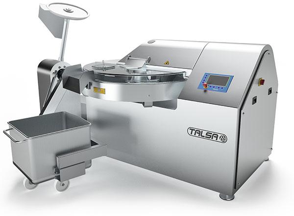 Talsa - K200 - Cutter Profesional para la Industria Cárnica