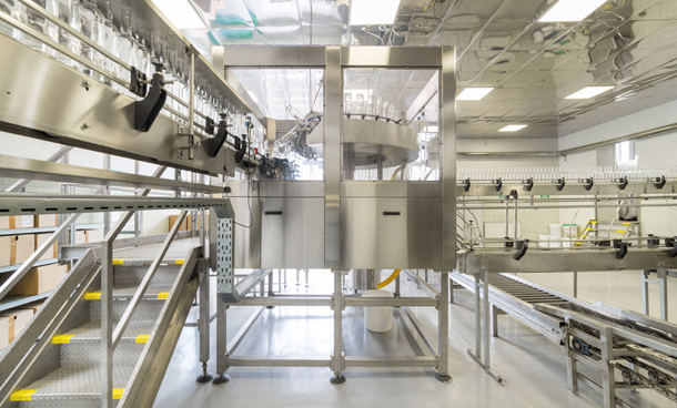 limpieza tratamiento Ozono Industria alimentaria