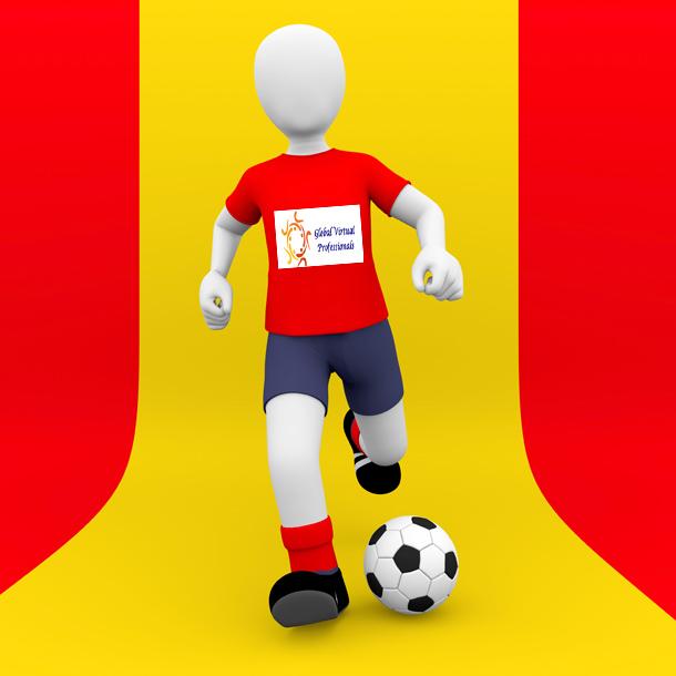 Global Virtual Professionals con la Roja