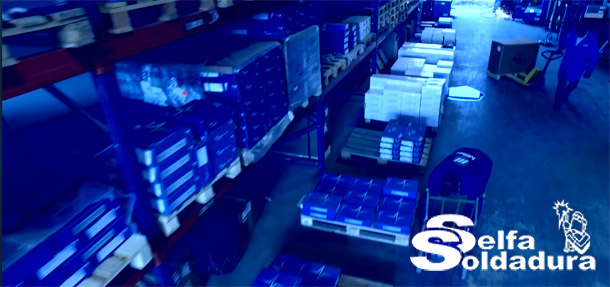 Selfa Soldadura distribuidor de Böhler y Miller suministros soldadura