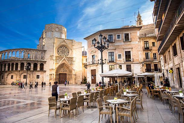 Valencia capital de diseño 2022